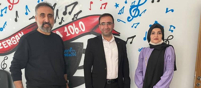 Mardin Artuklu Üniversitesi Rektörü